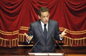 Sarkozy, le Républicain à Versailles