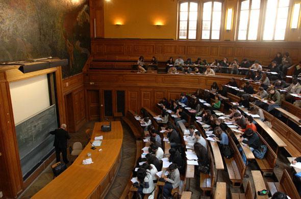 Amphithéâtre de la Sorbonne