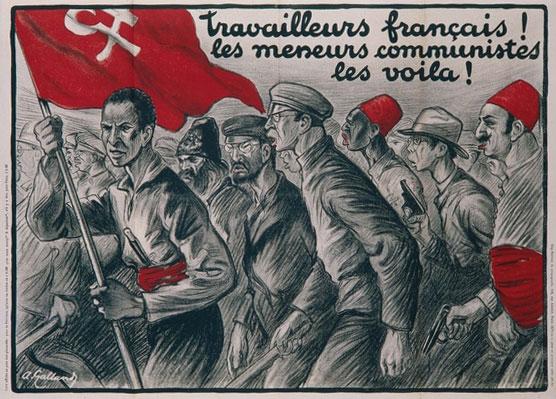 Remplacez communistes par républicains...