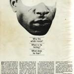 Frantz Omar Fanon et le racisme colonial